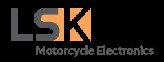 LSK Motorcycle Electronics Logo